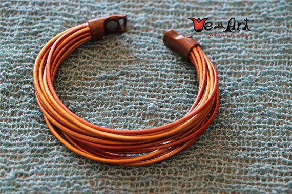 Hey, I found this really awesome Etsy listing at https://www.etsy.com/ca/listing/570587409/handmade-genuine-leather-bracelet-with