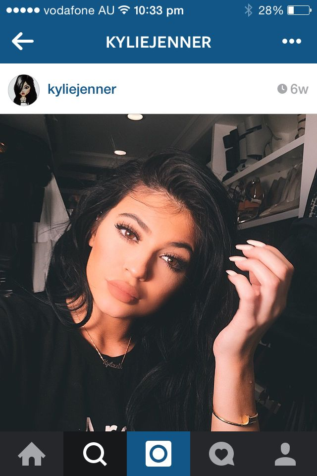 Kylie Jenner!