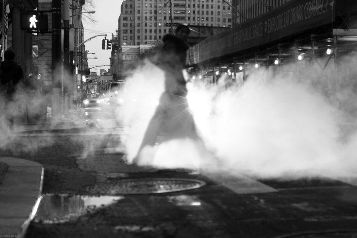 © Rafaël Molia A strange cossing