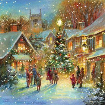 Village Snow (144 pieces)