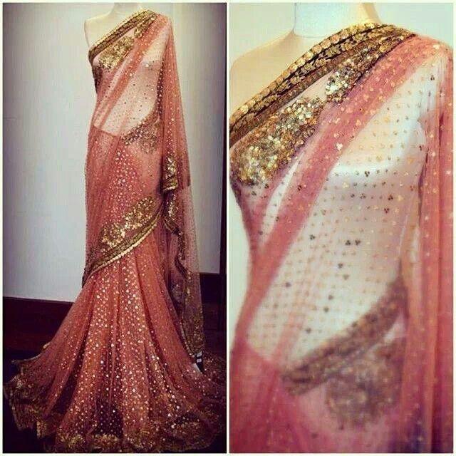 Beautiful designer saree