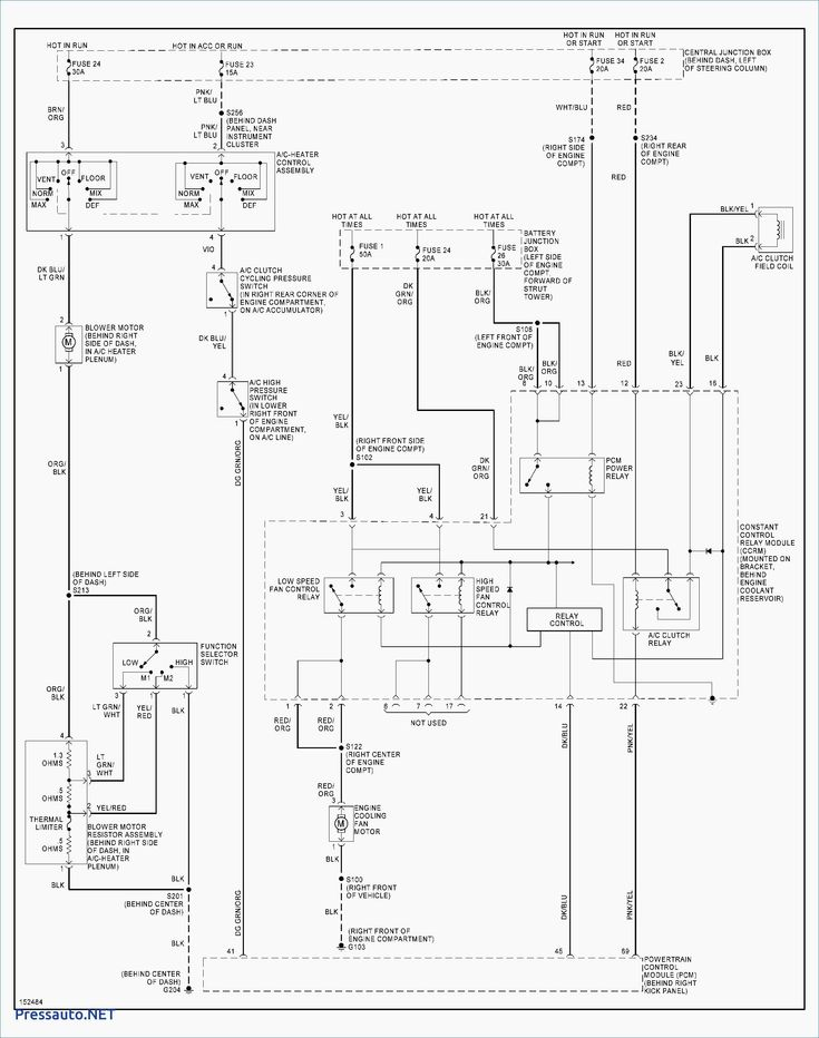 Unique Chrysler Infinity Amp Wiring Diagram Car #