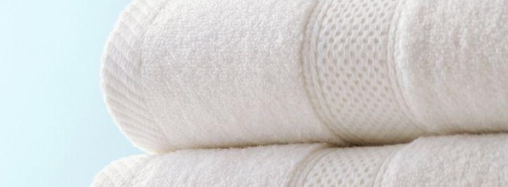 Toallas utilizadas para el sudor.