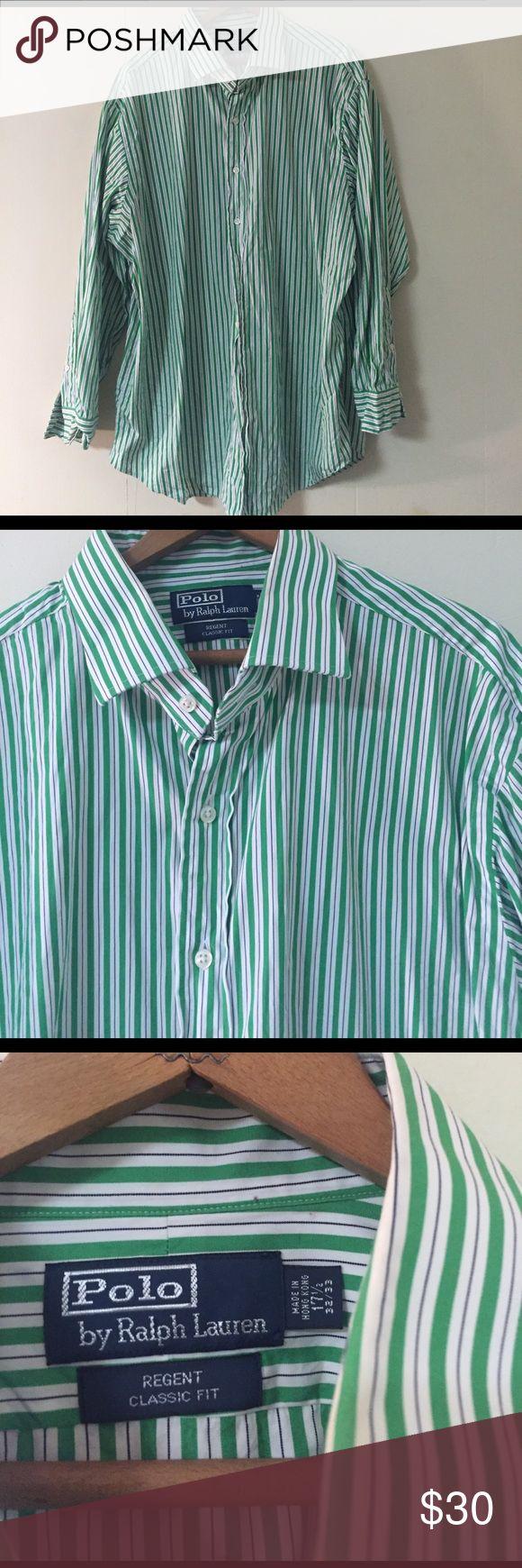 Polo Ralph Lauren Dress shirt Polo Ralph Lauren Dress regent classic fit shirt. Size 17 1/3 - 32/33 Polo by Ralph Lauren Shirts Dress Shirts