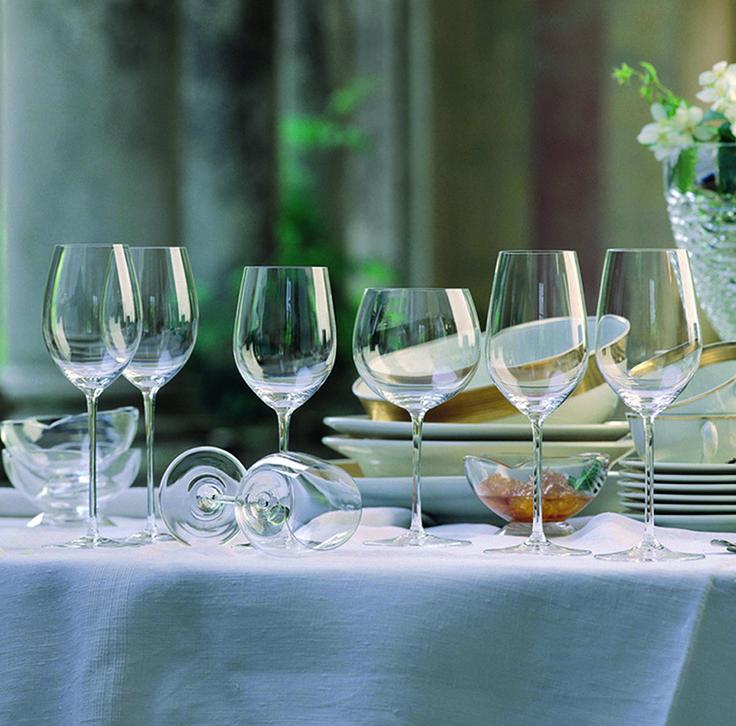 Riedel Sommeliers 2er Set Gläser; von Bordeaux bis Chardonnay. (Prospekt C 2016)