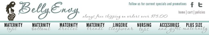 Maternity Clothes by Belly Envy, Affordable Maternity Clothing for Pregnancy