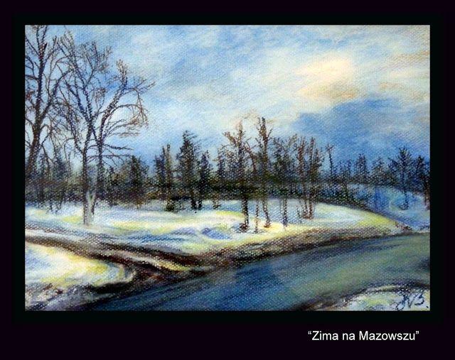 format A4, pastele (2013 rok); Rysunki mojego autorstwa - pejzaże, natura, krajobraz... - 110347233252540361196 - Picasa Web Albums