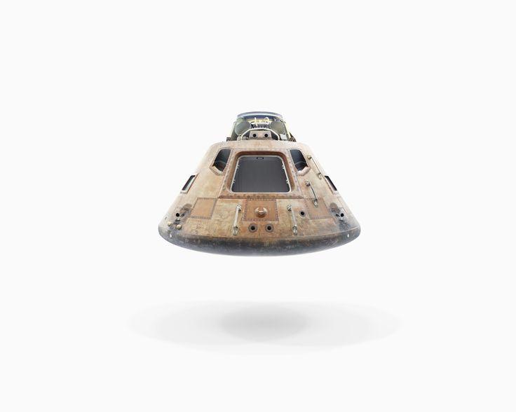 NASA – Past and Present Dreams of the Future | Benedict Redgrove
