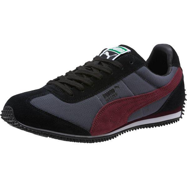 Speeder Mesh Unisex Sneakers   QUIET SHADE-Fig-Puma Black   PUMA ...