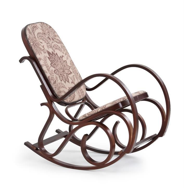 Halmar fotel bujany MAX II orzech