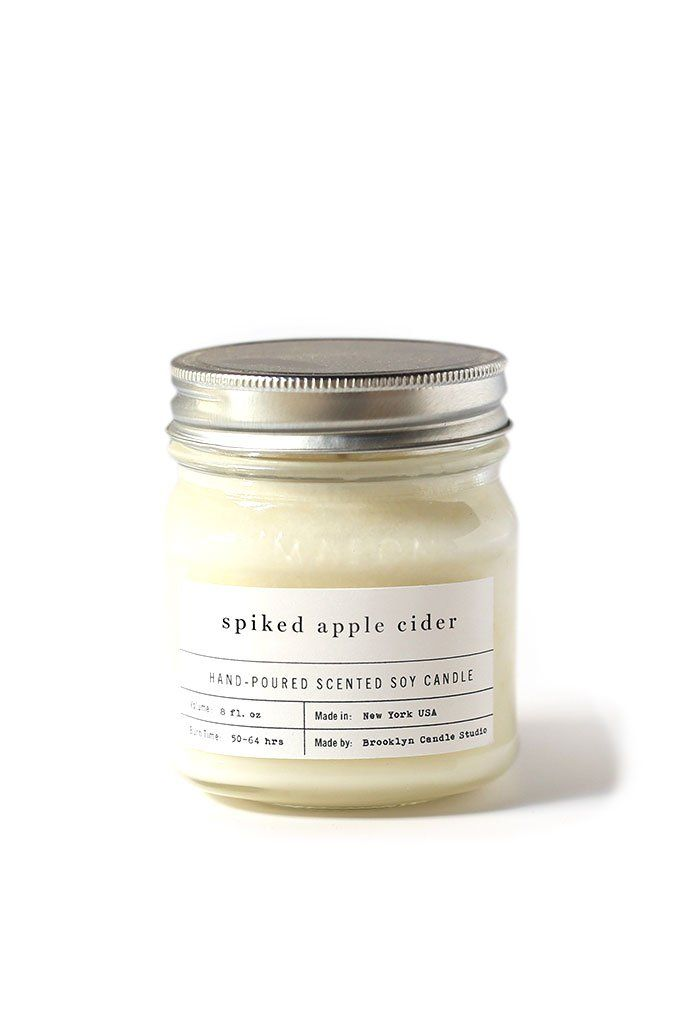 Spiked Apple Cider Candle
