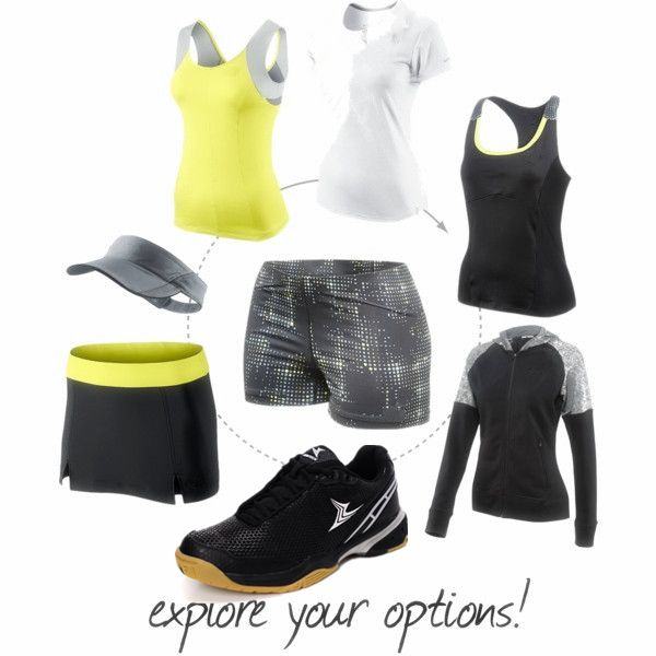 sporty outfit fashion styling