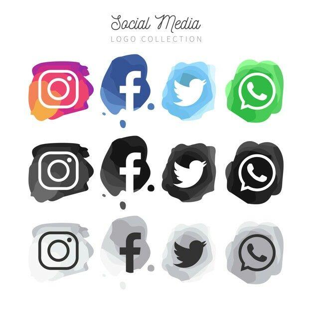 Reseaux Sociaux Icones Reseaux Sociaux Social Media Icone Logo Instagram