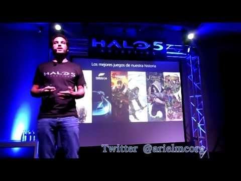 #Gamer – Se lanzo en Argentina el Halo 5 Guardians para la Xbox One | Infosertec