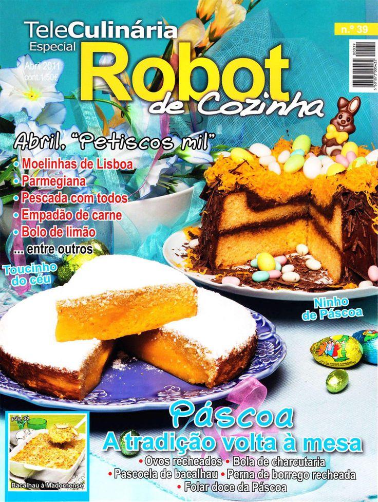 TeleCulinária Robot de Cozinha Nº 39 - Abril 2011