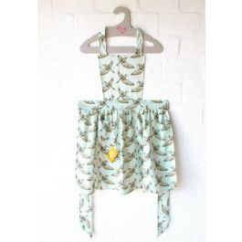 Fly Away Birds Vintage Apron | Buy Online in South Africa | MzansiStore.com