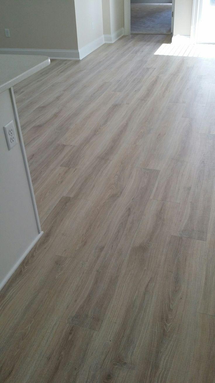 Mohawk Rustic Legacy Sandcastle Oak Laminate Flooring