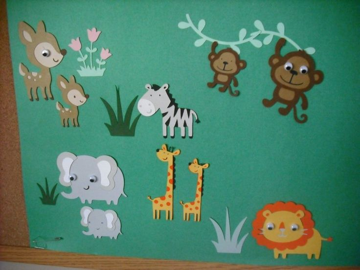 jungle theme decorations for classroom | Jungle Bulletin Board Ideas | Bulletin Board Ideas  Designs