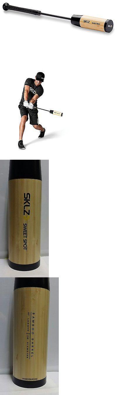 Other Baseball Training Aids 181332: Sklz Sweet Spot Bat Contact Training Baseball Bat, 31-Inch BUY IT NOW ONLY: $34.47