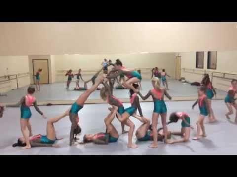 Complexity America's Got Talent Season 9- Acro Balance Act - YouTube