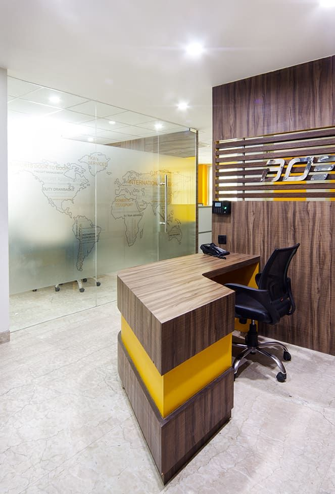 Tkws Office Offices Stores By Total Interiors Solutions Pvt Ltd