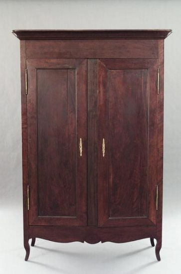 Louisiana Armoire  Cherrywood and Cypress  with Paneled Doors and Cabriole  Legs  Louisiana. 45 best Louisiana Armoires images on Pinterest   Louisiana
