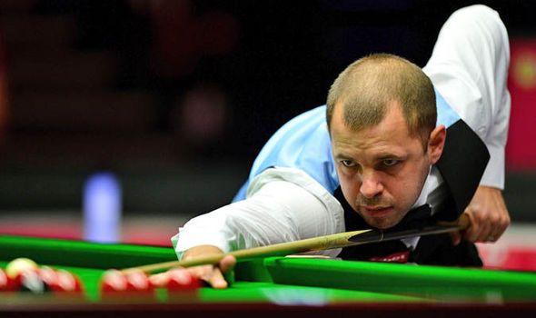 Masters title edges nearer for Barry Hawkins after semi-final victory over Judd Trump