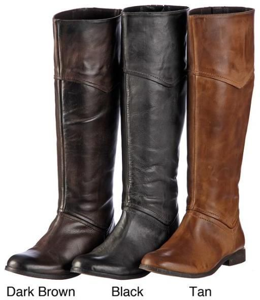 17 Best ideas about Black Riding Boots on Pinterest | Flat boots ...