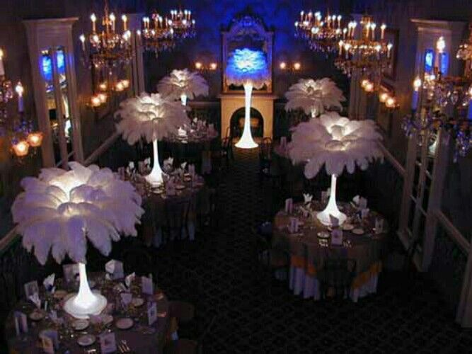 316 best images about sweet sixteen decorations on for Unique wedding decoration ideas for reception
