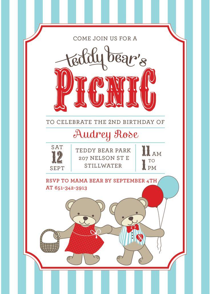 My Birthday Bear's Invite https://www.etsy.com/listing/98826006/teddy-bears-picnic-invitations?ref=hp_mod_rf