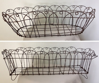 17 best WIRE BASKETS images on Pinterest | Wire, Wire work and Wire ...