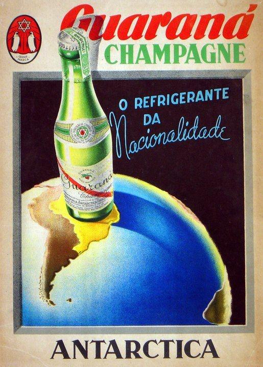 Guaraná Champagne 1949 - Antarctica