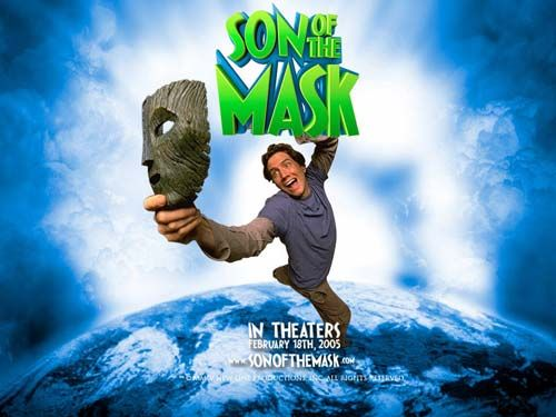 Son of the Mask (2005) - #5 in the Top 11 Worst Geeky Movie Sequels That You Should Never Show Your Kid