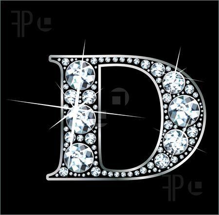 C Letter In Diamond 85 best D is th...