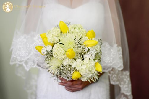 The brightest of bouquets. Charnell Timms Photography