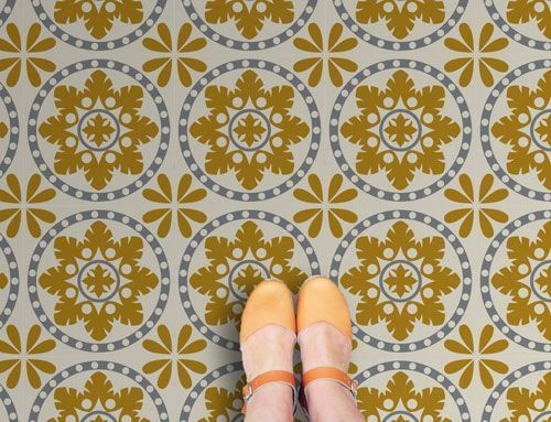 Maybe thinking these for main bathroom floor  (Zazzous where the hearth & cupboard tiles were from)