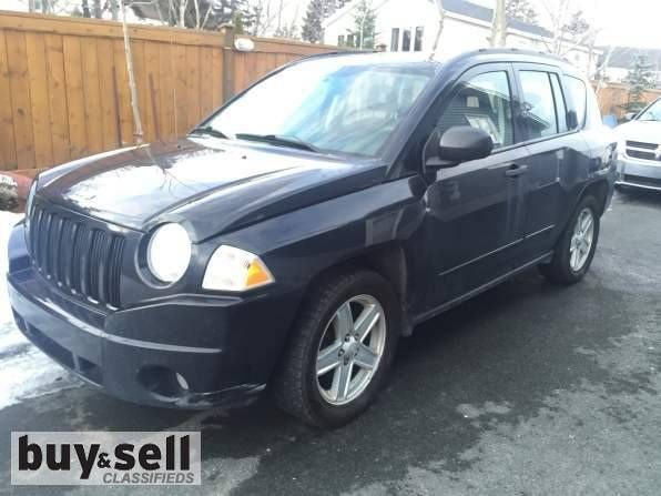 2009 Jeep Compass, 109 - 2009 Jeep Compass - Newfoundland Buy & Sell, New & Used