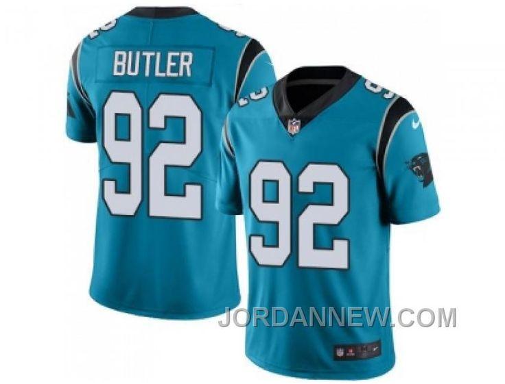 ... Browns Myles Garrett 95 jersey Nike Panthers Ed Dickson Blue Alternate Mens  Stitched NFL Vapor Untouchable ... 6795a9283