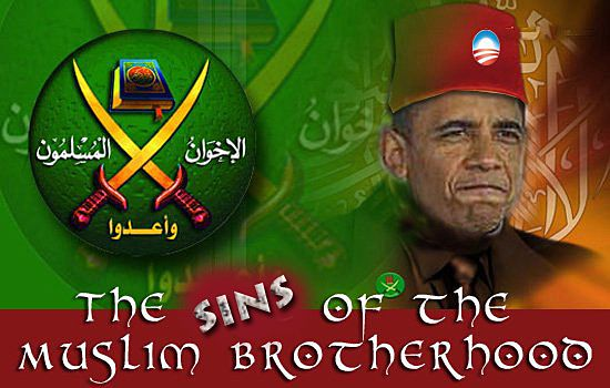 Egyptian Citizens At Work Wiping Out Obama's Political Muslim Brotherhood ~ Ariel Video: 638 Killed 4,000 Injured, Day of Rothschild Rage Planned by Brotherhood!