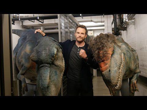 Chris Pratt Dinosaurs Prank Sa Wardega