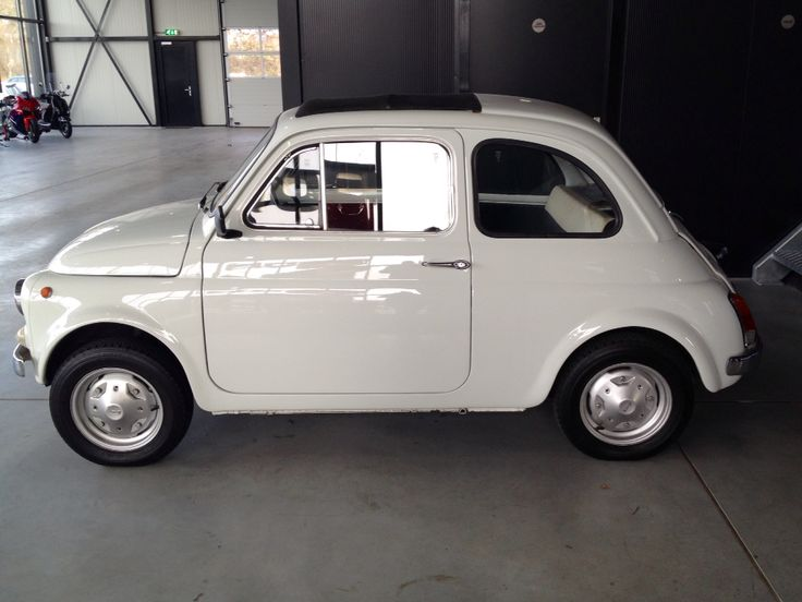Fiat 500 uber adorable.