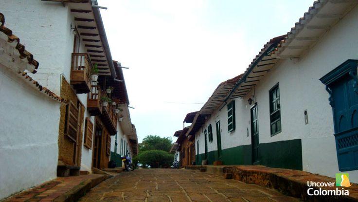 Uncover Colombia - Barichara