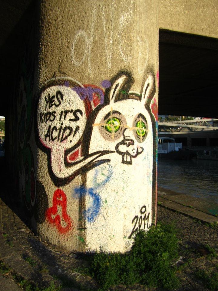 street art: Street Art, Posts