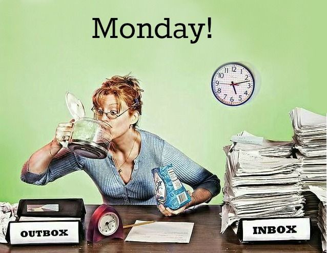 It's that kind of day...!!  Conference calls and store visits  Happy Monday ☕