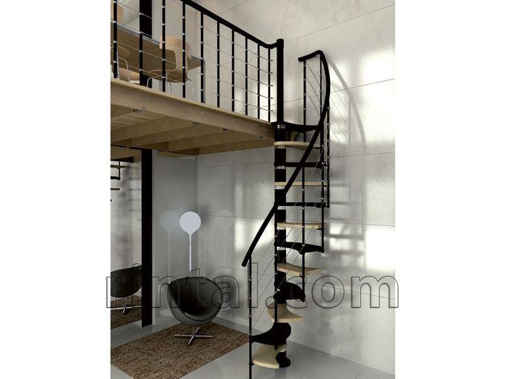 Escaleras altillos proyectos para espacios reducidos - Escaleras para espacios pequenos ...