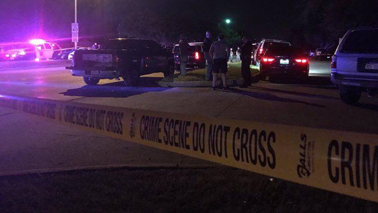 Gazete Duvar ///  Teksas'ta silahlı saldırgan 7 kişiyi öldürdü