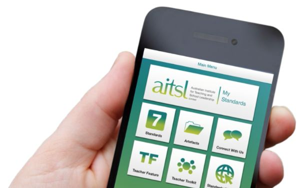 FREE app #ozteachers 5 Global Trends in Teacher #AITSL #PL  PD + Issue 1 of Insights  Ideas + New 'Learning From Practice' workbooks + Latest recommended reading + ...