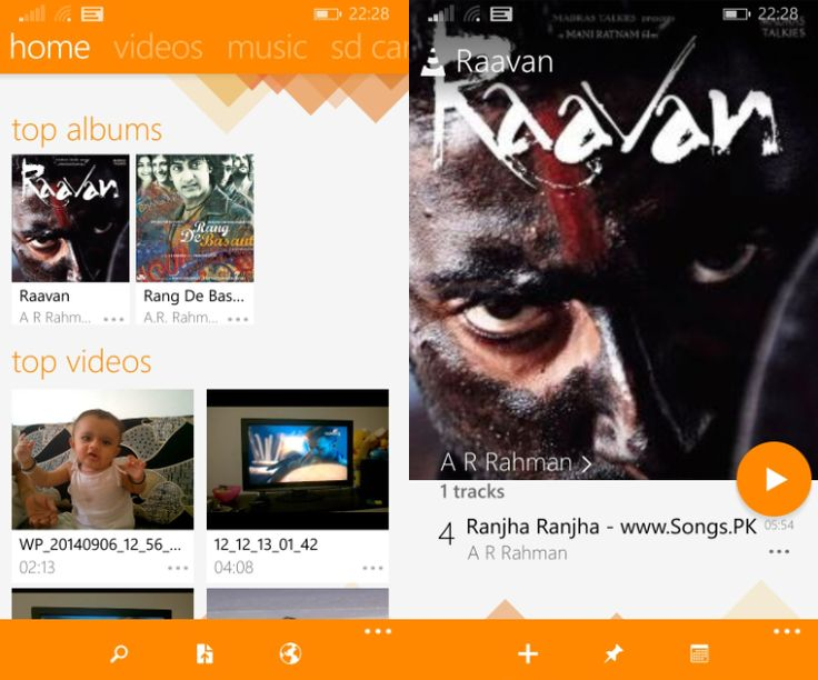 'VLC' for WP Beta picks up one more update, UI changes, bug-fixes and improvements in tow