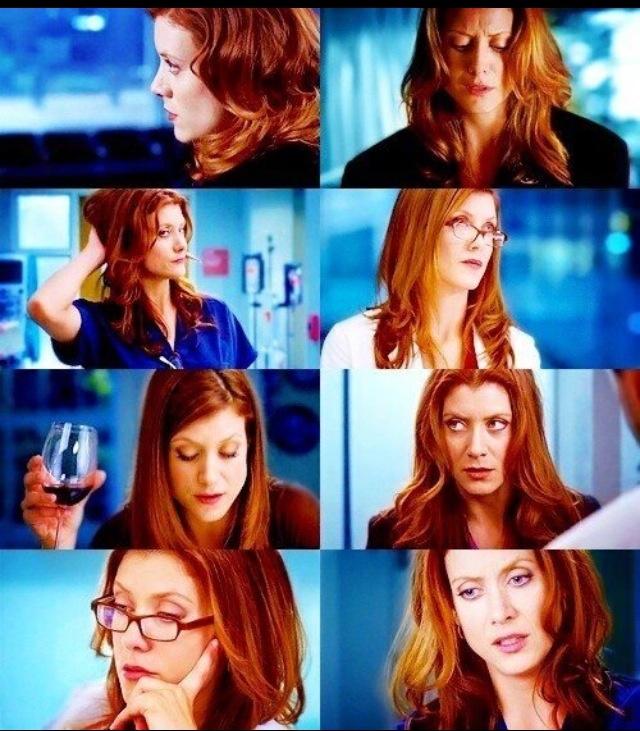 Addison Montgomery <3 , Kate Walsh , Grey's Anatomy