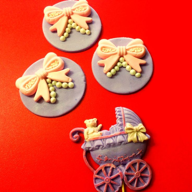 Cupcake toppers by Naazneen